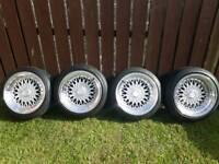 **BBS RS Replica wheels** (Vauxhall/Opel/VW/Audi/Saab)