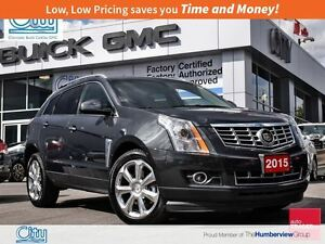 2015 Cadillac SRX Performance|Navigation|Ultraview Sunroof