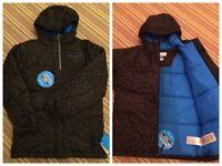 Brand New Boys Columbia Winter Jacket - Size M (10 -12 years)