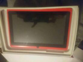 7 inch android tablet. Brand new just opened box