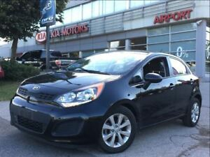 2014 Kia Rio LX+ECO/STOP IDLE GO/AUTO/AIR/