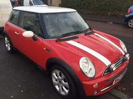 Mini Cooper 1.6 Chilli Pack *Excellent Conditon