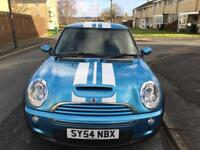 Mini Cooper 1.6 S (Supercharged) R53 2004