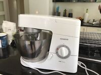 Kenwood Chef plus attachments