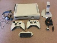 Xbox 360 with 29 Games