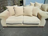 Large Quality Sofas Two Matching