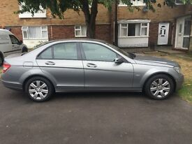 C220 Mercedes at £9955, with one owner, full Benz service & MOT till 03/2017
