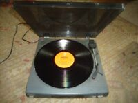 SONY COMPACT RECORD DECK