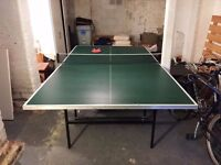 Butterfly space saver Table Tennis table