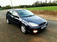 Superb drive 1.8 diesel ford focus almost full history and year mot £1199 bargain