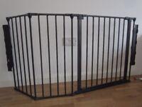 BabyDan Safety Gate (wide) £25