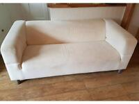 Ikea klippan sofa with FREE DELIVERY