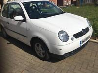 VW Lupo 1.0l 2004 64k with FSH ideal first car