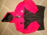 Boys Man United jacket new with tags