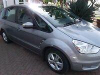 2008 Ford S-Max 2.0 TDCi Zetec 5dr Automatic, 7 Seater,