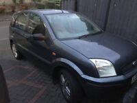 Ford fusion 1 1.4 tdci 02-plate! Mot march! 100,000 miles with loads paperwork! Very good condition!