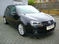 VW Golf GT Sport TDi 170bhp 5dr Hatchback **HPi CLEAR**1YR WARRANTY**LEATHER SEATS**
