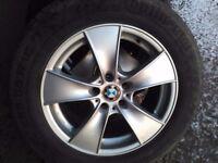 BMW X5 Winter Wheels & Tyres