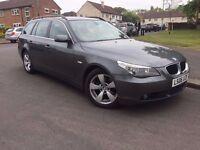 2006 BMW 520 Estate Diesel, long MOT, 40MPG, 2 owners, amazing car!