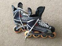 Bauer RX15 Inline Skates size UK 6.5