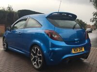 2011 FACELIFT CORSA VXR TOP SPEC 70K FSH DRIVES LIKE NEW MUST SEE.. MAY P/X