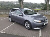 2011 volkswagen golf 1.6 TDI MATCH not passat astra a4 a3 a6 leon polo fouse