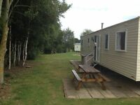 HAGGERSTON CASTLE CARAVAN TO LET New,Fresh,Clean!Available from2-16/19-30September and wholeOctober