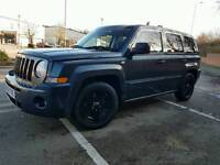 Jeep patriot crd 2008 72.000 2 owners