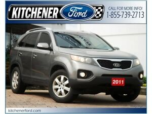 2011 Kia Sorento LX LX | PWR GROUP | SOLID SHAPE, GREAT PRICE!