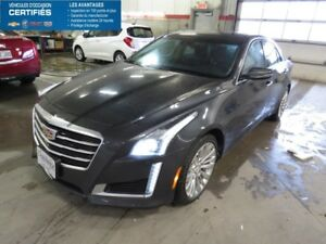 2016 CADILLAC CTS SEDAN AWD Turbo Luxury