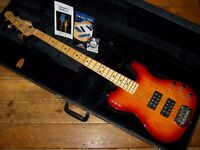 G & L ASAT USA Leo Fender Signature bass 1990