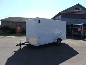 2017 Haulin HLAFTX612SA BARN DOOR  GENERAL PURPOSE CARGO TRAILER