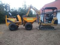 Paulys digger hire, Landscaping - Driveways - Drain laying - Etc FULLY INSURED call for free quote
