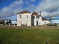 TO LET - Pitconochie Farmhouse