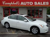 2010 Nissan Altima SL HEATED LEATHER!! SUNROOF!! PEARL WHITE CRU