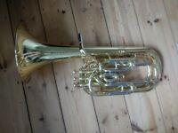 Yamaha Neo YB831 Baritone Horn for sale. 2016. Very lightly used - nearly new condition.