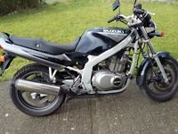 FOR SALE SUZUKI GS 500 EX WITH NEW M.O.T