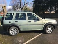 2002 LAND ROVER FREELANDER 2.0 TD4 GS 5 DR STATION WAGON 4X4 STUNNING 12 MONT...
