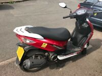 Motorcycle for sale - Scooter 125cc