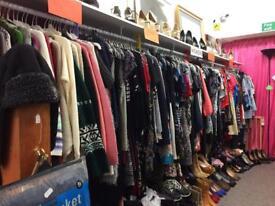 Shop closing down sale