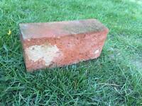 Victorian Suffolk rec bricks