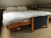 2 in 1 Single bed converts to double