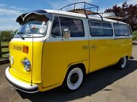 1979 VW Bay Window Type 2 Camper van