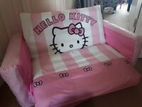 Hello Kitty chair bed