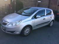 Vauxhall Corsa 1.2 hpi clear low miles 2007