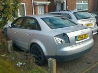 2001-2004 AUDI A4 1.9 TDI B6 BREAKING FOR PARTS SPARE