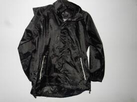 Arctic storm black jacket size 34