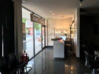 Freehold Shop & Beautiful Salon Hertfordshire. Very busy town centre location. 30 yrs established