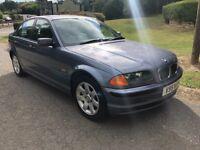 BMW 318i 1.9. Genuine low mileage 44,000