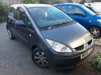 2005 Mitsubishi Colt. 74k miles. Semi-automatic. 5 months MOT. 5 door. 3 owners.